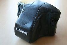 CANON AE-1 PROGRAM AE-1,AV-1 EVEREADY CASE ONLY FAIR CONDITION.