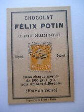 Reine Victoria 1ct Canada - sur carton chocolat Félix Potin petit collectionneur