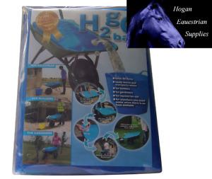 H2GO Bag Wheelbarrow Water Carrier Horses/Garden/Allotment/Smallholder 80L