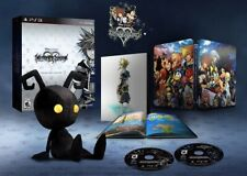 Kingdom Hearts HD 2.5 Limited Collector's Edition PS3 Sealed New Mint