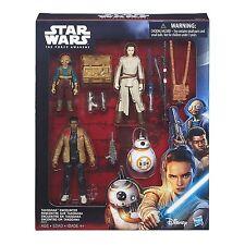 "Star Wars The Force Awakens 3.75"" Home Entertainment Pack Takodana Encounter New"