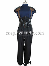Final Fantasy VII Zack Fair Cosplay Costume Size Large