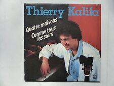 THIERRY KALIFA Quatre maisons 1728617
