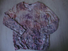Street One Blusenshirt – Lachs - Größe: 36     NEU