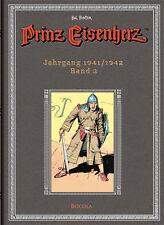 Prinz Eisenherz, BOCOLA Verlag, Hal Foster-Gesamtausgabe, Band 3, Jg. 1941/1942