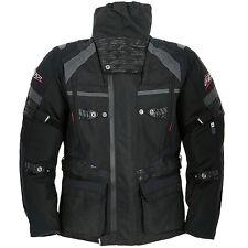 S Small RST Paragon IV 3/4 Length Touring Jacket Motorbike Waterproof Black $380