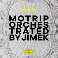 MOTRIP Mosaik Orchestrated By Jimek (Ltd.Deluxe Edt.)  (2016) CD + DVD NEU & OVP