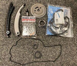 Mini ONE COOPER S JCW R50 R52 R53 Timing Chain Kit W/ Reinz Gasket W10B16 W11B16