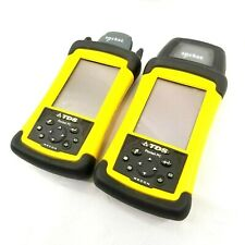 (Lot of 2) Tds Trimble Recon Data Collector Bluetooth Pocket Pc | Untested