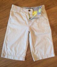 Fabulous Mini Boden Cream / Light Beige Shorts Age 8 9 10