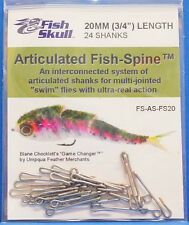 Articulated Fish-spine Fish skull u.s.a. game changer 24 shanks 20mm