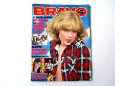 BRAVO Nr. 25 / 1977 Zeitschrift Magazin Hello Yes Iggy Pop Smokie Poster