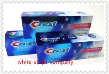 3 X Crest3D Luxe White Glamorous Vibrant Menthe Dentifrice Blanchissant 3,5 oz