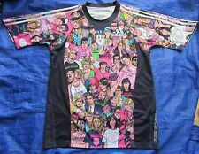 STADE FRANCAIS Paris FRANCE RUGBY away shirt jersey ADIDAS 2010/11 adult SIZE XL