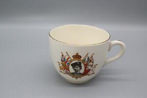 Burlington Ware QE II tea cup