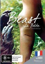 The Beast (DVD, 2016, 2-Disc Set)