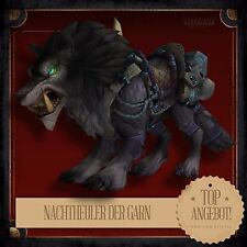 » Nachtheuler der Garn | Garn Nighthowl | World of Warcraft WoW Mount Reittier «