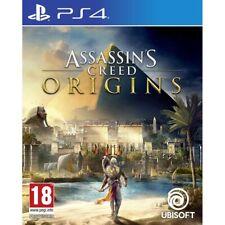 ASSASSIN'S CREED ORIGINS per Playstation 4 PS4 italiano