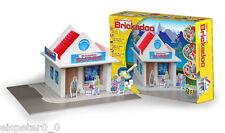 Brickadoo Supermarkt, Bau dir deine Stadt, Kinder Bausatz, Art. Nr. 20904, Neu