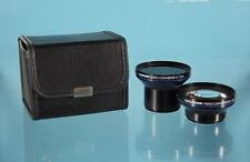 Cullmann Video-Konverter Set S1-0,5x + S2-1,5x Ø 55mm - (14901)