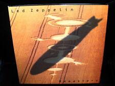 3 LP LED ZEPPELIN remasters UK EUROPE ATLANTIC 1990 GATEFOLD VINYL NEAR MINT
