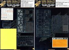 132096 HGW SUPER Detail set - GOTHA G.IV 1:32