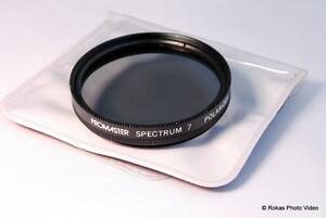 49mm Promaster Spectrum 7 Polarizer Filter Polar PL