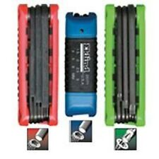 NEW EKLIND 25024 3 SET COMBO SAE METRIC TORX  ALLEN HEX KEY WRENCH SET USA MADE