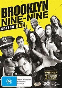 Brooklyn Nine-Nine : Season 1 (DVD, 2014, 4-Disc Set)