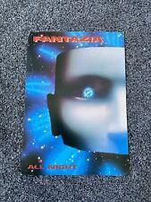 More details for fantazia 1 at the eclipse rave flyer eclipse, fantazia , energy