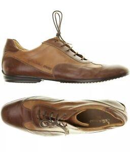 Galizio Torresi Halbschuh Herren Slipper feste Schuhe Gr. DE 44 Leder