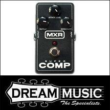 Dunlop MXR Super Comp M132 Compressor Analogue Guitar Effects Pedal RRP$179
