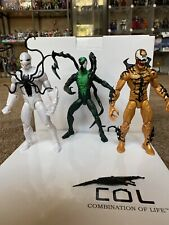 Marvel Legends Symbiotes lot, Lasher, Phage, and and Poison