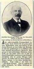 Prof. Kamerlingh Onnes Universität Leyden in Holland dem es gelang Helium...1908