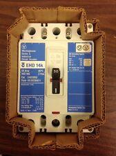 Westinghouse EHD3050 14k, 50AMP, 480VAC, 3 Pole Breaker. New!!  Loc 55C