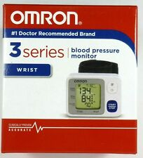 BP629 OMRON 3 Series Wrist Blood Pressure Monitor,Includes carrying case
