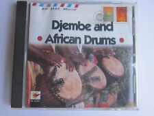 DJEMBE AND AFRICAN DRUMS..RYTHMES ANCESTRAUX DES DJEMBE ET DES BALAFONS