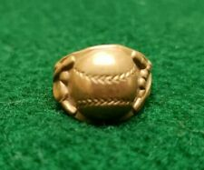 Brass Babe Ruth ring Cereal premium Quaker oats Vintage 1930's Free shipping