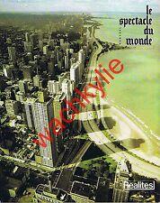 Le spectacle du monde 234 09/1981 Architecture Béranger Windsor Hassan II Maroc