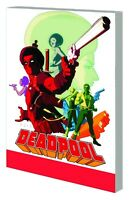 DEADPOOL FLASHBACKS TP MARVEL COMICS TPB NEW