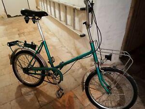 Klappfahrrad Mifa Fahrrad DDR selten Minirad Oldtimer Alt. 3 Gang