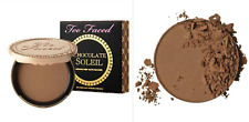 Too Faced Chocolate Soleil Medium Deep Matte Bronzing Powder Intense Bronzer Hot