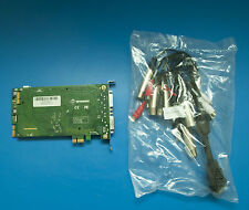 Winnov Videum 4000e Video/Audio Capture Card 010-560216 /VO DVI Cable 007-700067