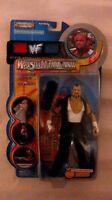WWF WrestleMania XVII Ringside Chaos Tazz Action Figure From Jakks 2000 NEW t738