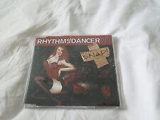 Snap Rhythm Is A Dancer 08 RARE CD Single