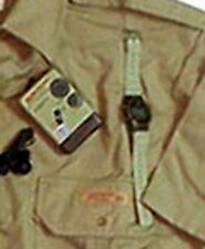 Indiana Jones Last Crusade Adventure Kit  Watch & Radio Only-Pepsi Promo