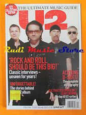 rivista UNCUT ULTIMATE MUSIC GUIDE NR. 1 U2 COLLECTORS EDITION