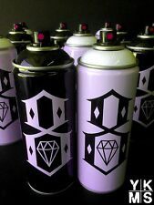 Rebel 8 FREE SHIPPING Ironlak Limited Edition Spray Paint Set Giant YKMS MTN 94