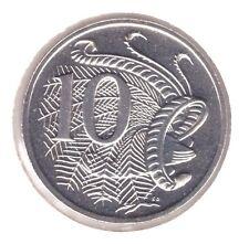 2013 Ten Cent Coin - Uncirculated - Taken from Mint Set