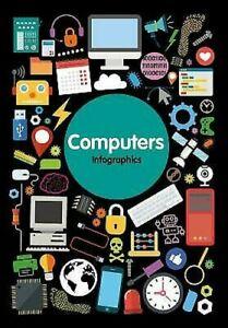 Ordinateurs Infographics Couverture Rigide